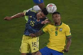 ผลบอลสดวันนี้ ! ฟุตบอลโคปา อเมริกา 2021 บราซิล พบ โคลอมเบีย 24 มิ.ย.64 :  PPTVHD36