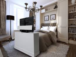end of bed tv lift. Wonderful Lift Azura White Finish  Footofthe Bed Lifts This Unit Is A 360 Swivel So  You Can Watch TV In Bed Or Sitting Area TVLiftCabinetcom For End Of Tv Lift E