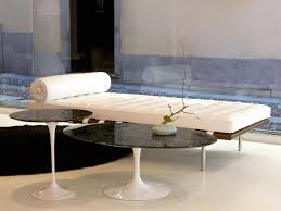 Barcelona Chair Style Knoll International Barcelona Day Bed By Ludwig Mies Van Der Rohe