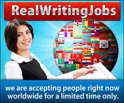 online writing jobs blog