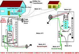 garage wiring diagram garage image wiring diagram how to wire a garage attached and detached garagelightinghq com on garage wiring diagram