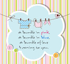 baby shower poem about boy and