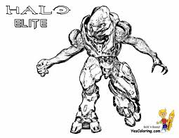 minecraft halo coloring pages copyminecraft awesome of image