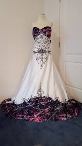 Muddy Girl Camo Wedding Dress | Wedding Idea