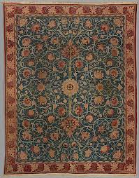 holland park wool rug designed by william morris late