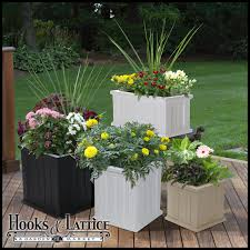decorative outdoor planters residential planters pots to enlarge