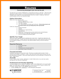 First Time Job Resume 100 First Job Resume Examples Self Introduce 86