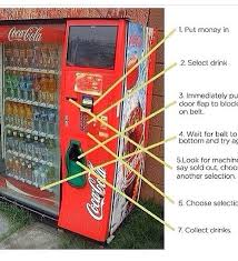 How To Get Money From A Vending Machine New Musely