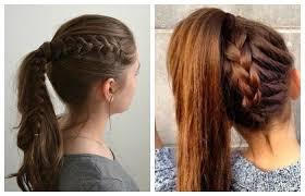 Najkrajší účes Pre 10 Ročné Dievča účesy S Tečúcimi Vlasmi Do školy