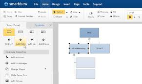 Insert Organization Chart In Powerpoint 2010 How To Create An Organizational Chart