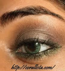 makeup tutorials with eye makeup ideas for green eyes with grey plum and green eye