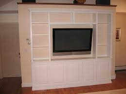 furniture winsome built in entertainment center diy ideas and diy drywall entertainment center