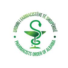 Image result for Urdhri i Farmacistëve të Shqipërisë logo