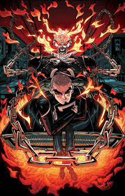 all new ghost rider 7