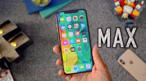 iPhone XS Max ...