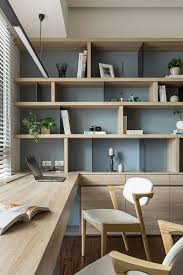 office space design. Nice Idea For My Office. Possibly Add Shelving That Goes Up The Left Side-same Wall As Window. Office Space Design I