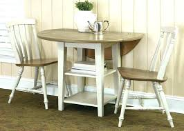 kitchen table with leaf drop leaf kitchen table set round dining and small 2 chairs kitchen