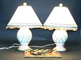 full size of gingham chandelier lamp shades shade check pleated lighting fascinating table 2 hand painted