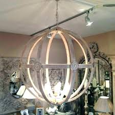 large metal orb chandelier large orb chandelier round wooden wood extra home improvement contractor license ny