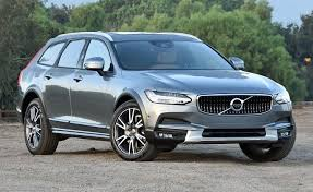 2018 volvo coupe. exellent coupe 2018 volvo v90 cross country in gray paint inside volvo coupe