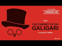 the cabinet of dr caligari r wiene