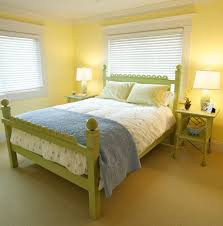 green and yellow bedroom. Plain And ACoastalCottageHomebyBetsieBayFurniture Yellow In Green And Bedroom P