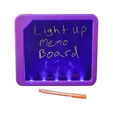 Purple Memo Board Best 32 X 3232 Lightup Memo Board With Purple Frame Walmart
