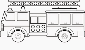 Small Picture Coloring Page Free Fire Truck Coloring Pages To Print Coloring