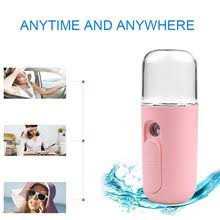 USB Charging <b>Nano Face Sprayer</b> 30ML Handheld Moisture <b>Facial</b> ...