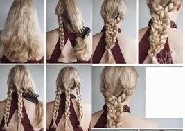 Ideas De Peinados Con Trenzas Faciles Y Rapidos La Moda Es