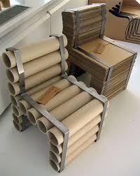 cardboard tube furniture. Recycled Cardboard And Paper Furniture Tube T
