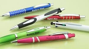 all promotional pens pencils highlighters and sets
