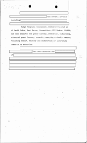 Fbi Resume Template Fbi Special Agent Resume Luxury Famous Fbi File Template S Example 71
