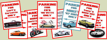 Palmieri Concepts Custom Car Signs