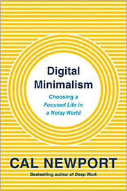 Work Happy Hour Invite Wording Amazon Com Digital Minimalism Choosing A Focused Life In A Noisy