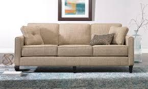 bauhaus hand tufted mid century modern sofa the dump luxe mid century modern couch
