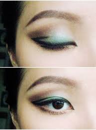 as you can see the way you apply eyeliner can really change the shape of your eyes eye makeup for asian eyes makeup eye makeup and asian