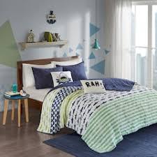 Kids Quilts & Coverlets - Bedding, Bed & Bath   Kohl's & Urban Habitat Kids Aaron Shark Coverlet Set Adamdwight.com