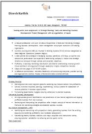 Resume Templates For Mechanical Engineers Mechanical Engineering