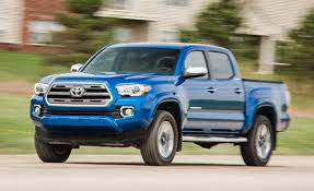 2017 Toyota Tacoma TRD Pro Photos and Info | News | Car and Driver