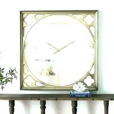 square wall clocks modern large square wall clock post wooden clocks decorative oversized modern square wall