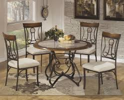 dining table material. ashley dining table | breakfast nook set carlyle material x