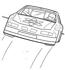 Kleurplaat Nascar Racing 8946 Kleurplaten
