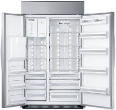 48 counter depth refrigerator. Unique Counter RS27FDBTNSR Samsung 48 Intended 48 Counter Depth Refrigerator I