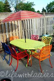 painted metal patio furniture. Wonderful Furniture Metal Patio Furniture Sets Best Wrought Iron Images On Painted Outdoor  With Painted Metal Patio Furniture T