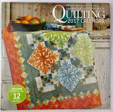 Better Homes & Gardens Quilting Calendar 2017 American Patchwork ... & Picture 1 of 5 ... Adamdwight.com