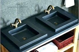 bathroom sinks drop in square sink kohler home porcelain b