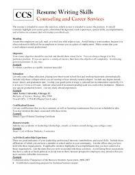 Howo Write S Resume Writing Blogoreto Co Good Profile Summary How