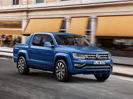 2017 Volkswagen Amarok is Midsize Lux Truck We Can't Have