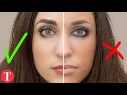 10 makeup mistakes that make you look older metdaan